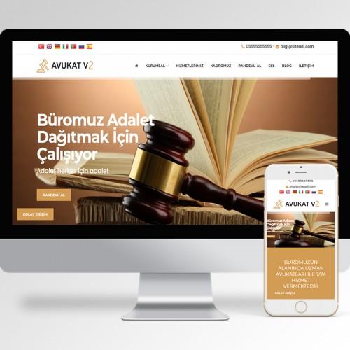 Avukat Teması v2