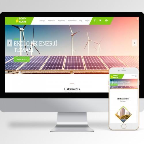 Ekolojik Enerji Teması v7