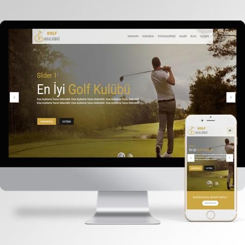 Golf Teması v1