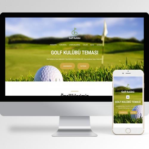 Golf Teması v2