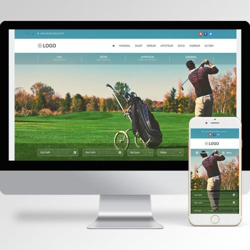 Golf Teması v3