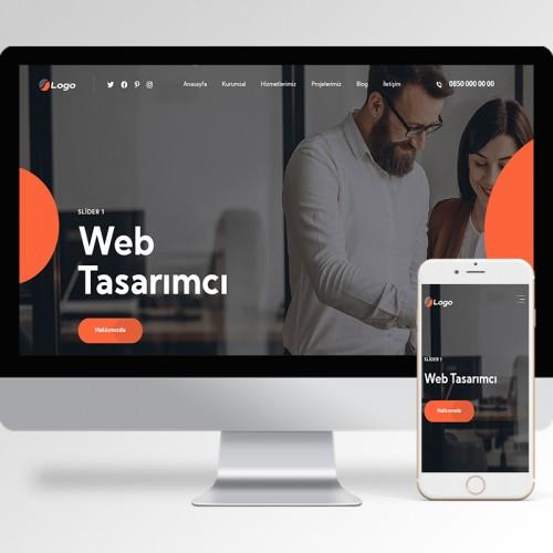 Web Tasarımcı Teması v6