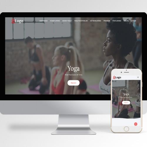Yoga Teması v1